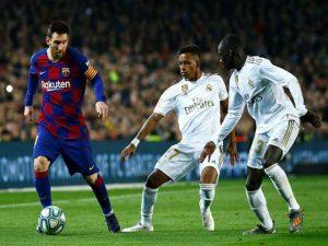 Đội trưởng Real Madrid khen ngợi Messi trước thềm Siêu kinh điển