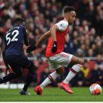 Arsenal tìm kiếm phương án thay thế vị trí Aubameyang