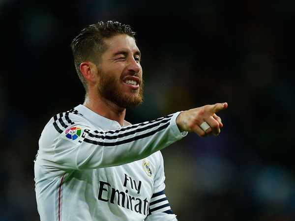 Bóng đá quốc tế 16/4: Ramostỏ ra không hài lòng với vớiReal Madrid