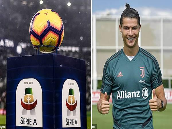 Serie A công bố ngày trở lại, tiếp tục cuộc đua vô địch