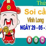 Soi cầu XSVL ngày 29/5/2020 – Soi cầu xổ số Vĩnh Long thứ 6