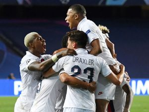 Bóng đá quốc tế 13/8: PSG giành vé đầu tiên vào Bán kết C1