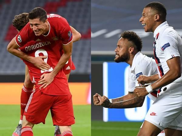 Bóng đá quốc tế chiều 20/8: Xác định cặp đấu chung kết Champions League 2019/2020