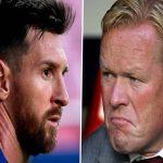 Bóng đá Quốc tế trưa 16-9: Koeman có thể mất ghế