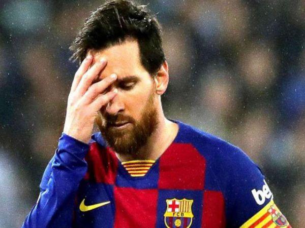 Tin bóng đá chiều 4/9: Messi đang cân nhắc ở lại Barca