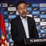 Tin bóng đá QT chiều 26/10: Bartomeu có thể từ chức chủ tịch Barca