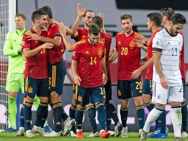 Bóng đá quốc tế chiều 18/11: Đức thua Tây Ban Nha 0-6