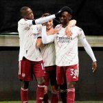 Bóng đá quốc tế sáng 27/11: Tiền đạo trẻ ghi bàn đầu tiên cho Arsenal