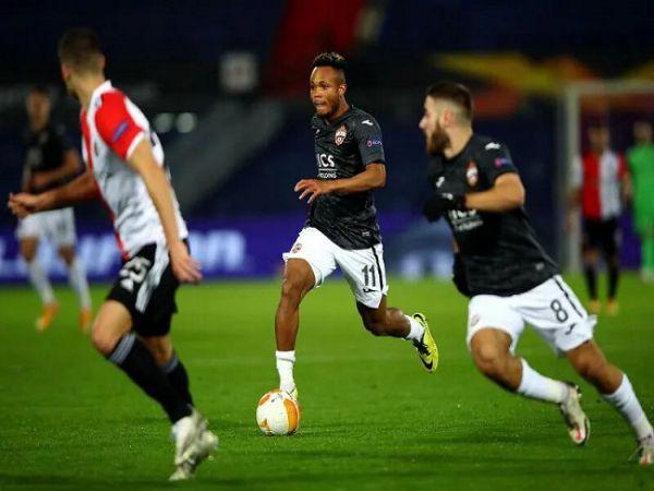 Nhận định tỷ lệ CSKA Moscow vs Feyenoord, 0h55 ngày 27/11 - Cup C2