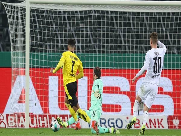 Bóng đá Quốc tế sáng 3/3: Dortmund vào tứ kết cup Đức