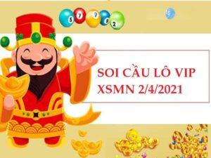 Soi cầu lô VIP XSMN 2/4/2021 hôm nay thứ 6