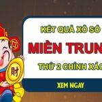 Soi cầu XSMT 19/4/2021 chốt cầu lô giải đặc biệt miền Trung