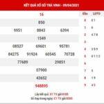 Soi cầu XSTV ngày 16/4/2021 đài Trà Vinh thứ 6 hôm nay chính xác nhất