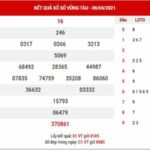 Soi cầu XSVT ngày 13/4/2021 – Soi cầu KQ xổ số Vũng Tàu thứ 3