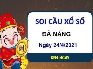 Soi cầu XSDN ngày 24/4/2021 – Soi cầu xổ số Đà Nẵng thứ 7 hôm nay
