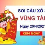 Soi cầu XSVT ngày 20/4/2021 – Soi cầu chốt số Vũng Tàu hôm nay thứ 3