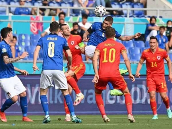Bóng đá quốc tế 21/6: Italia phá vỡ kỷ lục của chính mình