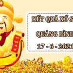 Soi cầu KQXS Quảng Bình thứ 5 ngày 17/6/2021