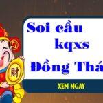 Soi cầu XSDT 14/6/2021 soi cầu bạch thủ xs Đồng Tháp