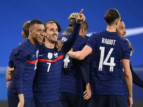 Tổng hợp bóng đá QT 3/6: Les Bleus thị uy sức mạnh