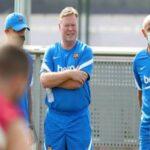 Điểm tin bóng đá QT 31/7: Koeman gặp các sếp Barca