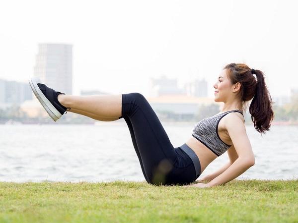 Gập bụng có tác dụng gì? Cách gập bụng đúng cách, hiệu quả, đơn giản