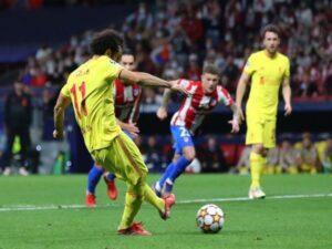 Bóng đá Anh 20/10: Liverpool thắng kịch tính trước Atletico