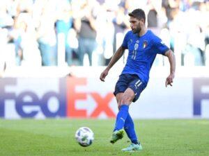 Bóng đá QT 15/10: Barella tỏa sáng giúp Ý giành hạng Ba UEFA